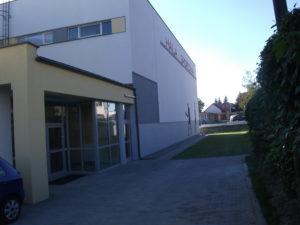 Sala sportowa w Lipnie