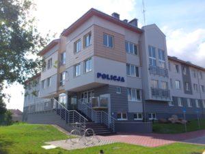 Komenda policji w Lipnie