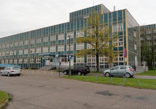 Blok operacyjny i porodowy Szpital Lipno