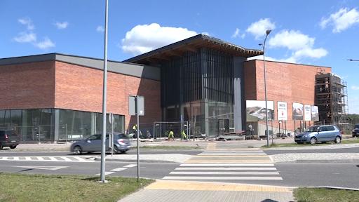 Prace przy Brzeskim Centrum Kultury dobiegają końca